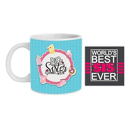 Buy Yaya Cafe Birthday Gifts For New Sister Big Sister To