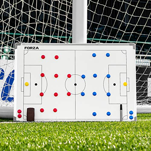 (Soccer Tactics/Coaching Board 36in x 24in [90cm x 60cm] - [Net World Sports])
