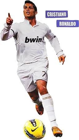 4 tlg. Set: adhesivo/adhesivo - 1,3 M - Cristiano Ronaldo dos ...