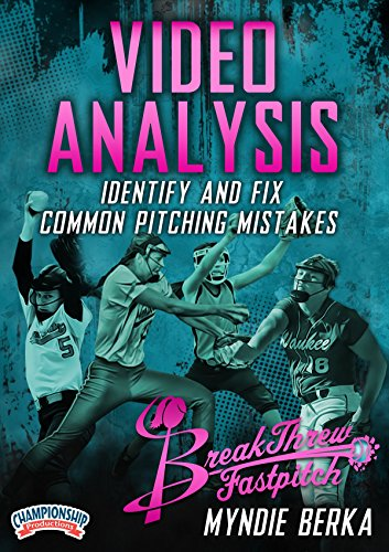 - Video Analysis: Identify and Fix Common Softball Pitching Mistakes