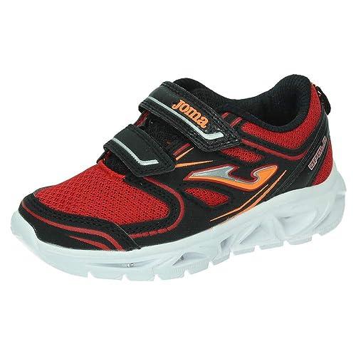 JOMA J.APOLOS-906 JOMA APOLOS Luces NIÑO Deportivos Rojo 28: Amazon.es: Zapatos y complementos