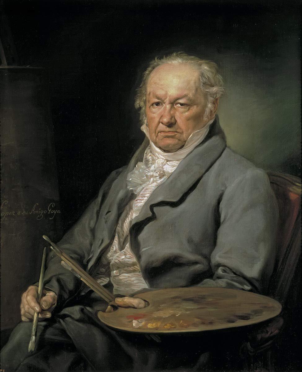 Francisco De Goya Giclee Papel de Arte impresión Obras de ...