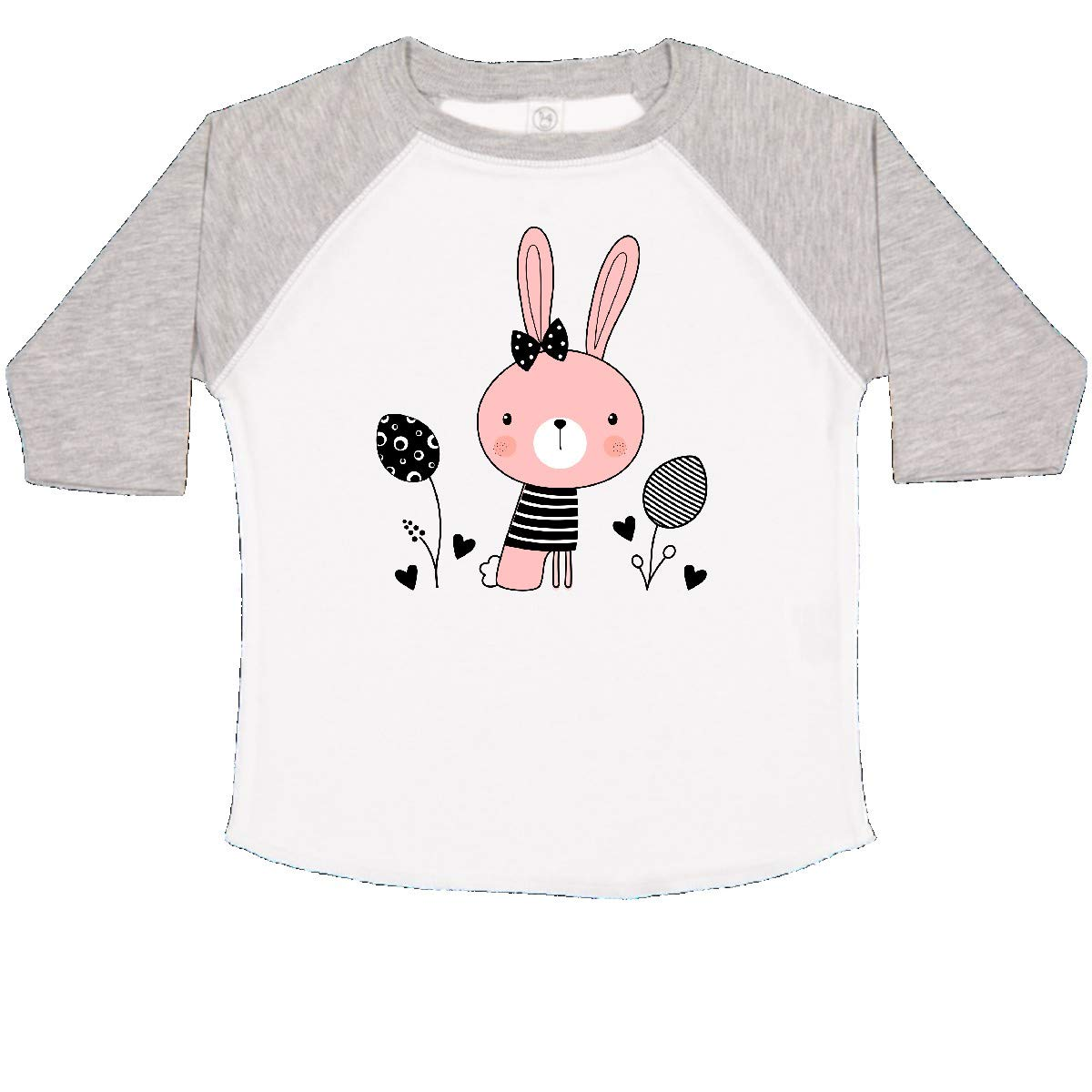 inktastic Easter Bunny Rabbit Spring Outfit Toddler T-Shirt