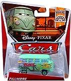 Disney / Pixar CARS Movie 1:55 Die Cast Car FILLMORE [Wheel Well Motel 6/11]