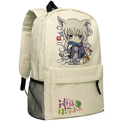 Amazon.com   Gumstyle Kamisama Kiss Backpack Anime School Bag ... 0589f60a44