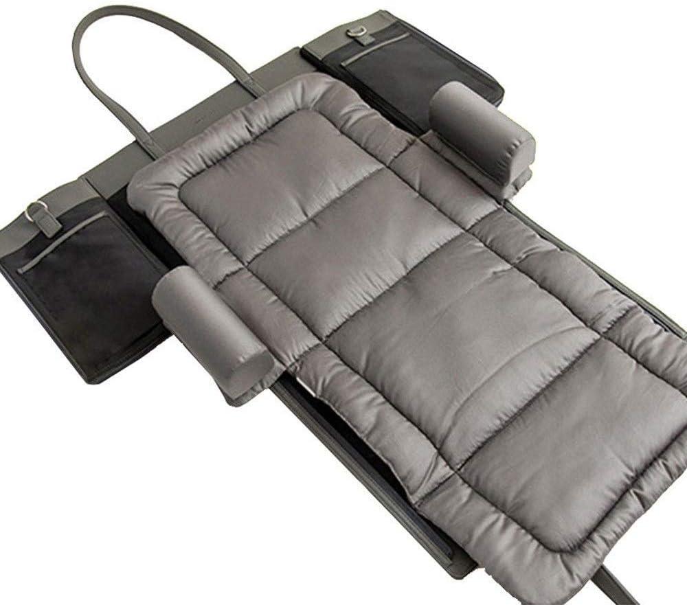 ポータブルベビーベッドポッドは赤ちゃんのおむつを保存するための折り畳み式のバックパックをベッド変化と快適に簡単に絶縁バッグと耐久性
