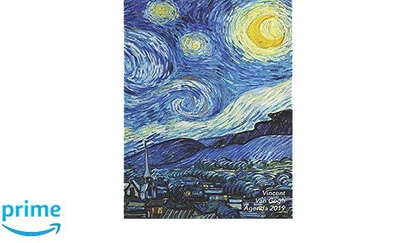 Vincent Van Gogh Agenda 2019: Artistieke Weekplanner | De ...