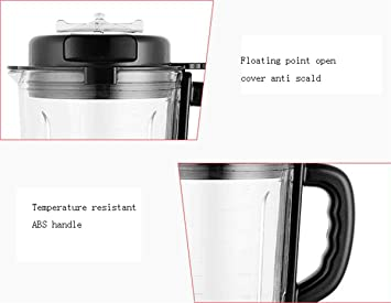 Juicer Mixer Extractor de zumo centrífugo profesional Potente y bajo ruido, red: Amazon.es