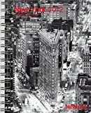 2012 New York Deluxe Engagement Calendar (English, German, French, Italian, Spanish and Dutch Edition) Christopher Bliss