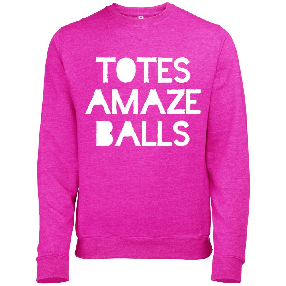 TOTES AMAZE BALLS MENS MADE IN CHELSEA ONLY WAY IS ESSEX SWEATSHIRT JUMPER