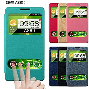 Deal4U Original JBan Huawei C8817L Flip Cover Huawei G620-L75 Leather Case Protective Case Gift Screen Protector #-# Color#=Pink