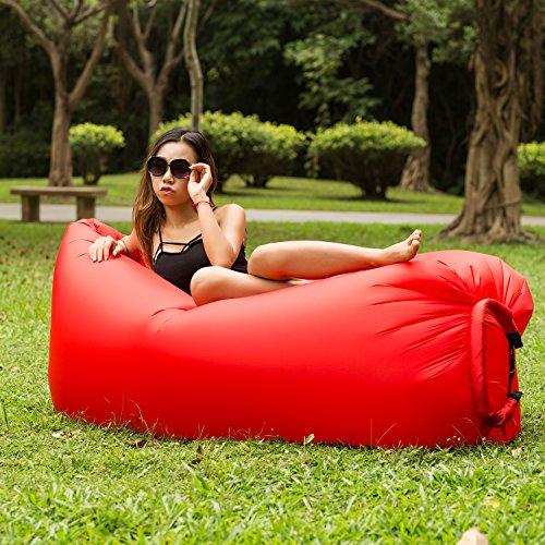 Fabulous Moran Inflatable Lounger Air Mattresses Quick Open Hangout Creativecarmelina Interior Chair Design Creativecarmelinacom