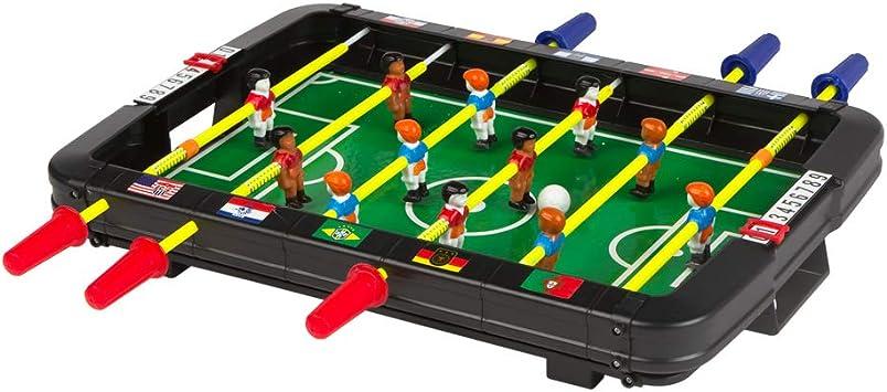 ColorBaby - Futbolín de mesa CBGames (42899): Amazon.es: Juguetes ...