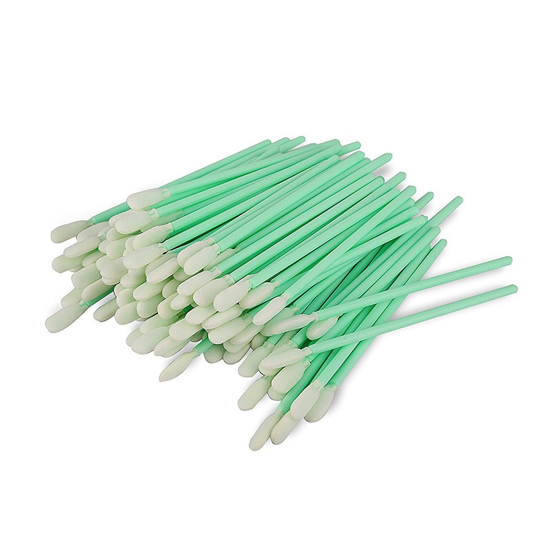 Cleanroom Swabs - SU-162VPCTS Cleaning Swabs Polyester Swab for Inkjet Printer, Printhead, Camera, Cleanroom, Optical Lens, Gun, Automotive Detailing, Optical Equipment Including 100 Pcs by Sanbo