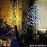 Image of Fashionlite 6-Feet 240 LED Cherry Blossom Flower Tree Light Decoration