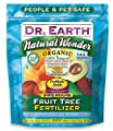 Dr. Earth. 708P Organic 9 Fruit Tree Fertilizer In Poly Bag, 4-Pound