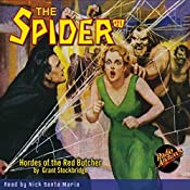 The Spider #21: Hordes of the Red Butcher | Grant Stockbridge