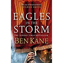 Eagles in the Storm (Eagles of Rome Book 3)