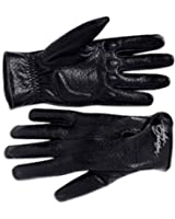 Harley-Davidson Womens Perforated Full Finger Leather Gloves 98346-09VW