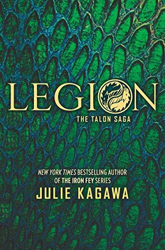 Legion  The Talon Saga