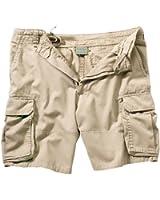 2170 Khaki Vintage Cargo Shorts (X-Large)