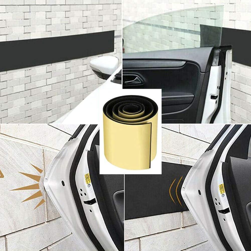 housesweet Car Auto Truck Proofing Deadening Anti-noise Insulation Acoustic Absorbing Heatproof Foam Mat 30 X 50cm