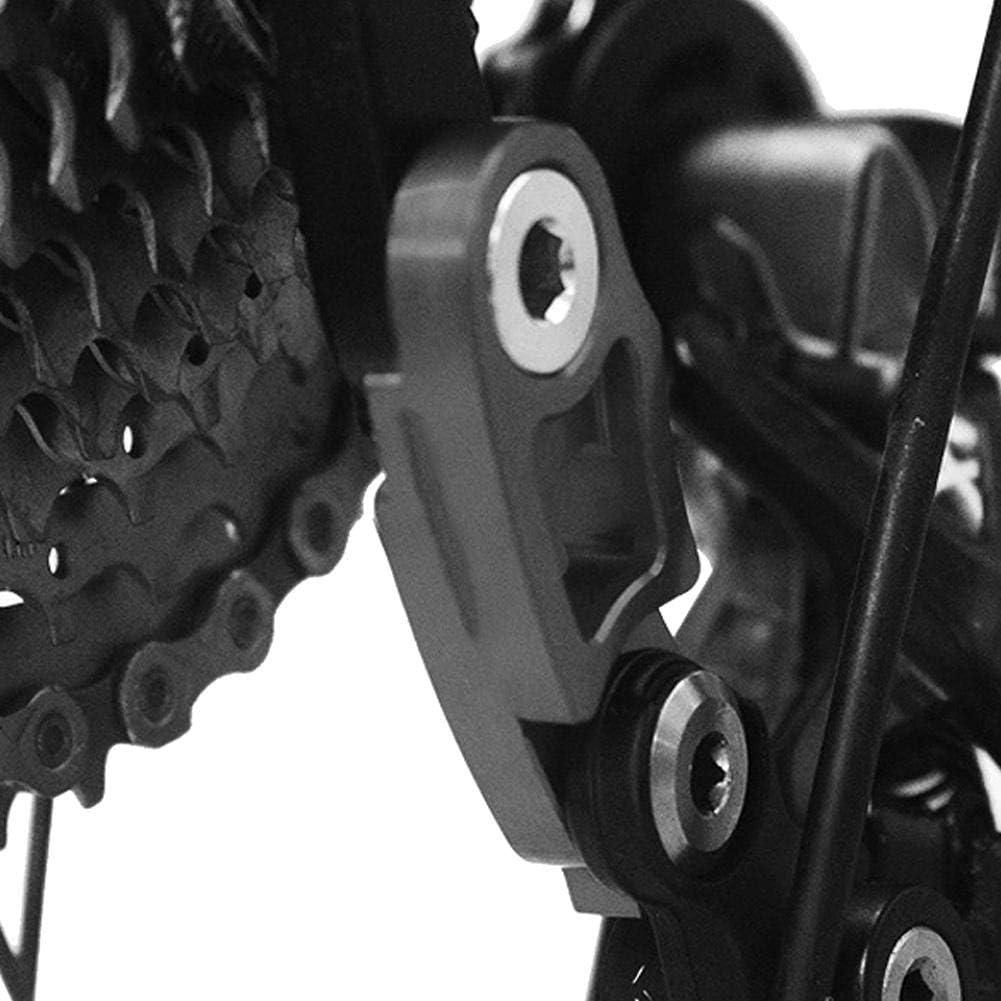 Mountain bike Gear Frame Lengthen Rear Derailleur Bicycle Tail Hook Extender