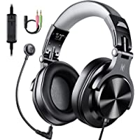 OneOdio Computer Headsets with Microphone for Mac Laptop Office Zoom Conference