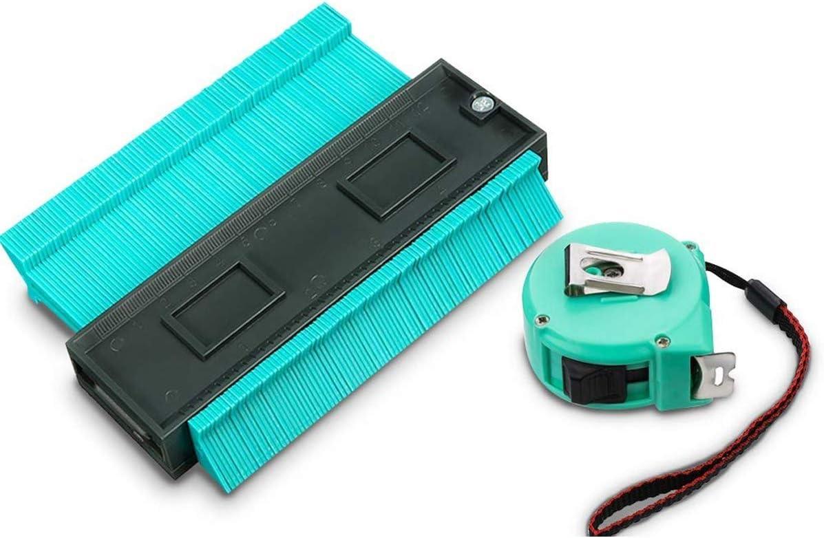 Medidor de contorno Moho + cinta métrica por sólo 4,99€ con el #código: 7W83JFGH