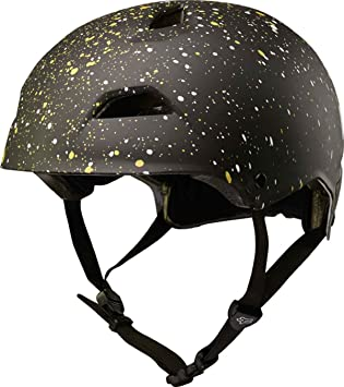 picked up top fashion super specials Amazon.com: Fox Racing Flight Helmet Black/Gold, S: Automotive