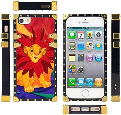 Disney Collection LV Coque pour iPhone 5/5S/SE #hGYds: Amazon.ca ...