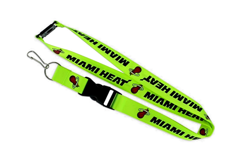 NBA Miami Heat Neon Lanyard