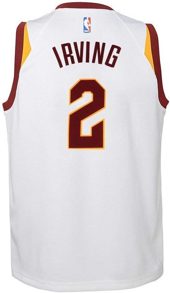 Nike Kyrie Irving Cleveland Cavaliers NBA - Camiseta de manga ...