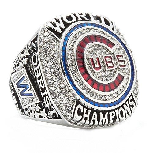 l 2016 Men's Chicago Cubs Championship Rings,US 13 ()
