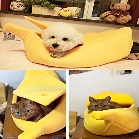 Amazon.com: Love Dream - Cama para gato con funda, lindo ...