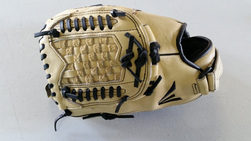 イーストンnefp1200 Left Hand Throw Fastpitchソフトボールグローブ、12-inch B00E62RH0E