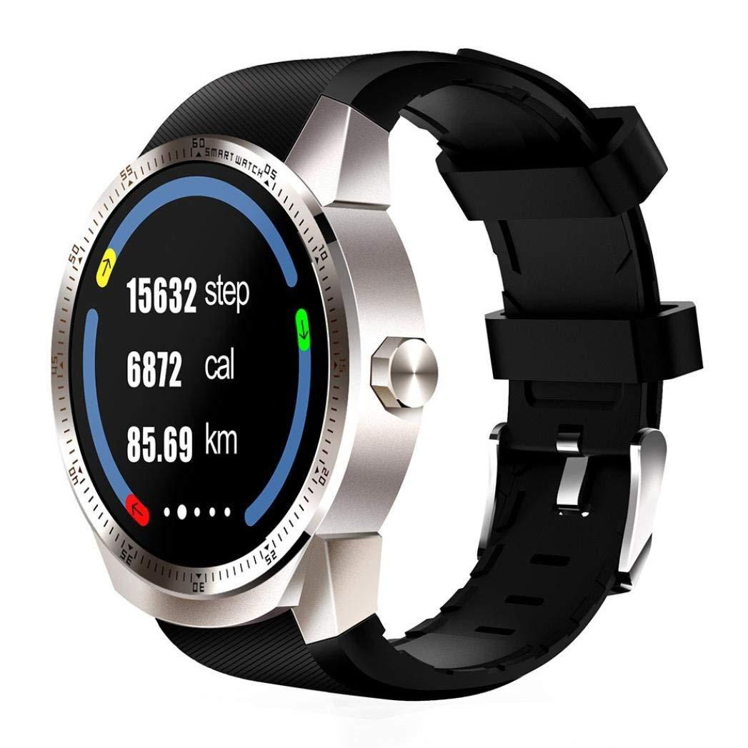 Amazon.com: OJBDK Smart Watch 3G Bluetooth Smartwatch, with ...