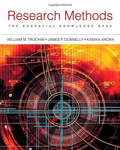Research Methods: The Essential Knowledge Base by William Trochim - Mall Arora