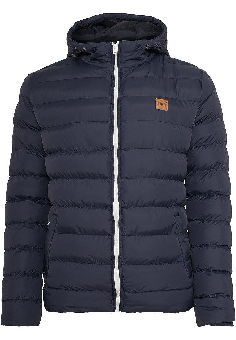 Urban Classics Basic Bubble Jacket, Giacca Uomo TB863