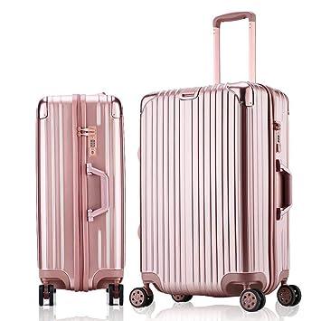 Daeou Equipaje de Mano Carro Caja Viaje Caja Universal Rueda llegadas Caja Capacidad: 20-35l: Amazon.es: Jardín