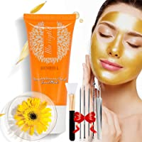 Calendula Peel Off Mask | Blackhead Remover Mask | Blackhead Remover 3-in-1 Kit | All Skin Types Deep Cleansing Pore & Acne