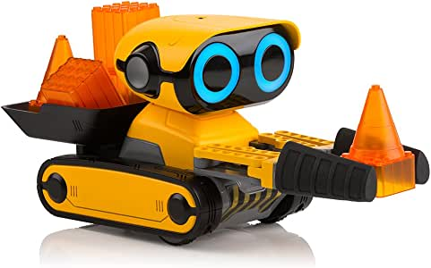 The Botsquad - GRiP - the gripping remote control interactive robot toy - by WowWee