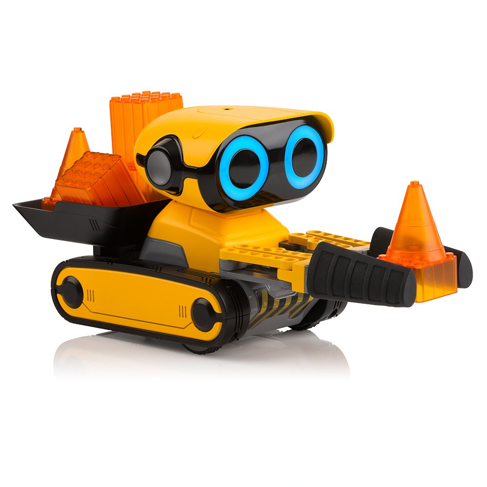 WowWee The Botsquad - GRiP - the gripping remote control interactive robot toy - by