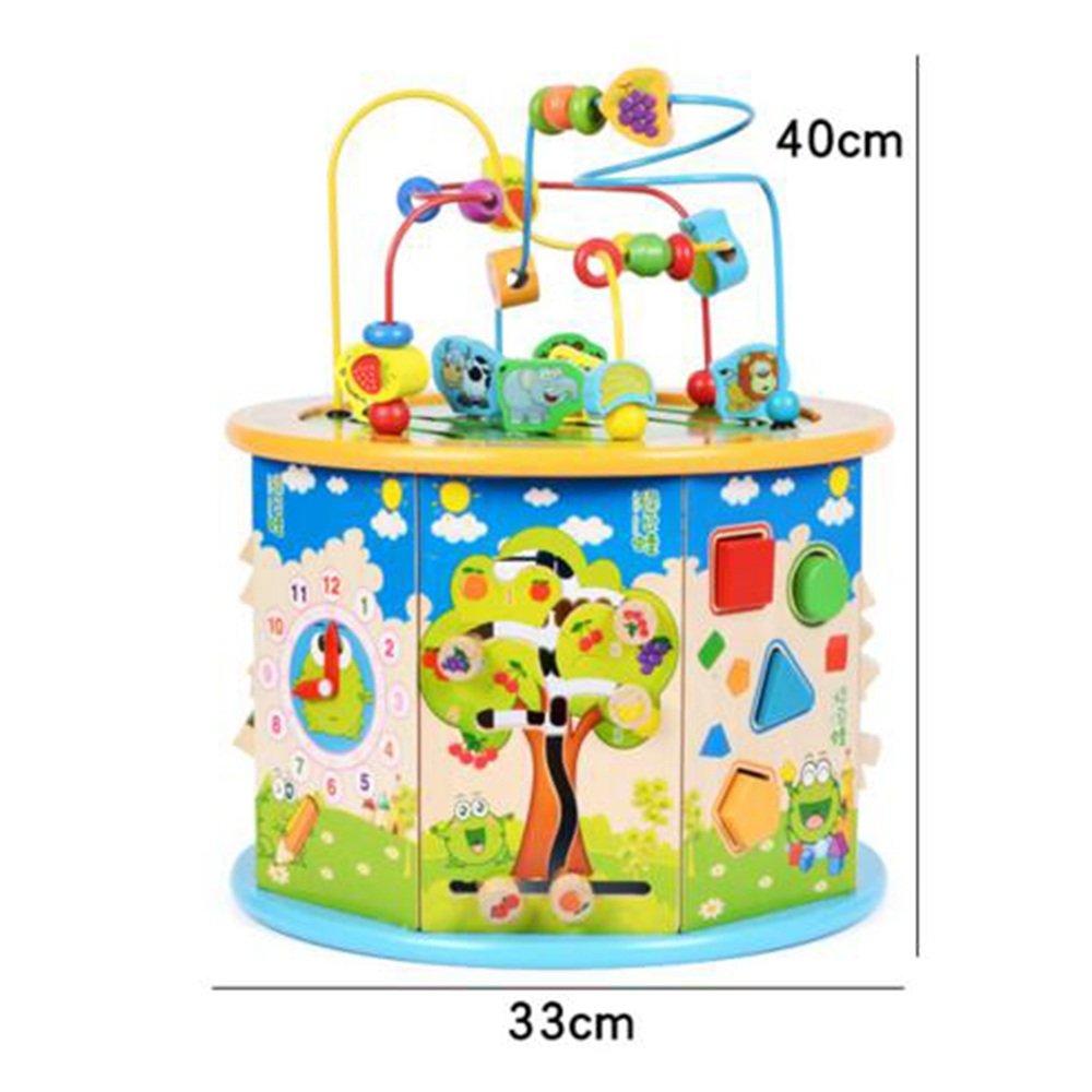 Juguetes Xiaomei Intelectual educativos para niños Una Variedad de Estilos para Mayores de 1 año Regalos para niños y niñas (Color : E)