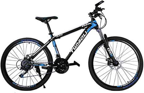 Bicicleta de montaña MTB 27 velocidades 26 Pulgadas Rueda Hardtail ...