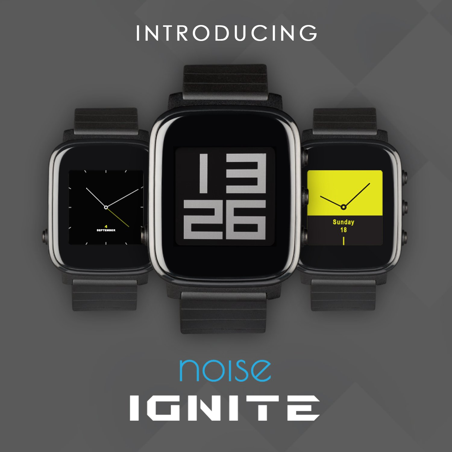 Noise Ignite Smart Watch