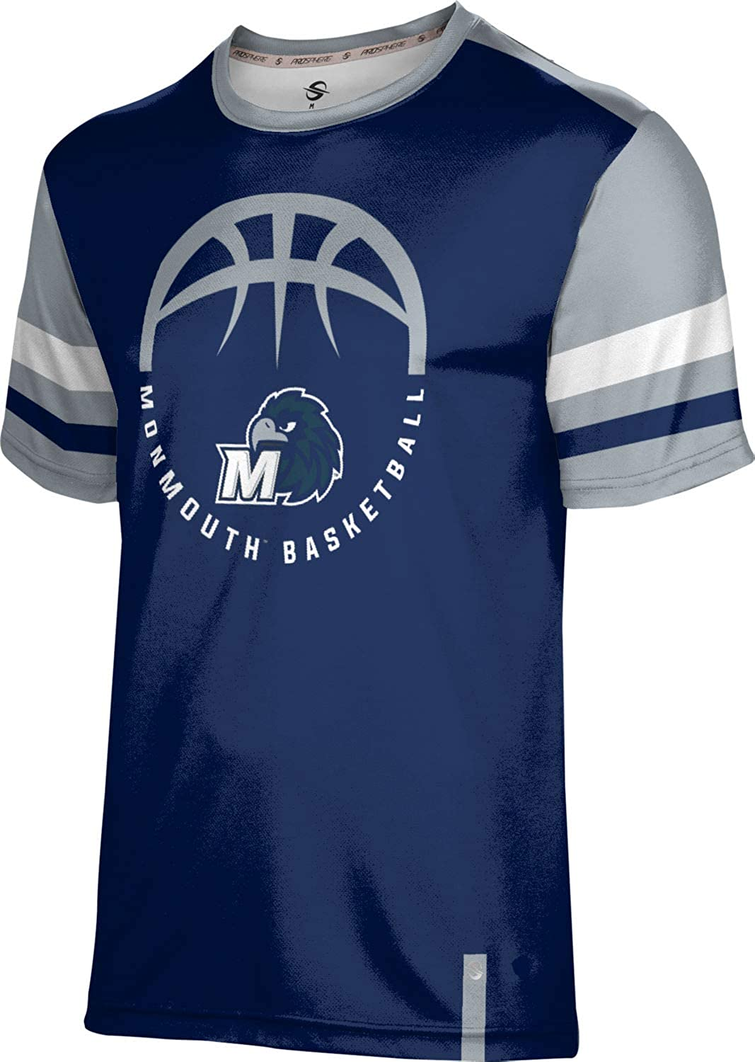Old School ProSphere Monmouth University Basketball Boys Performance T-Shirt