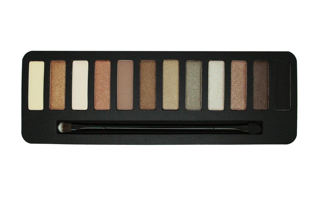 W Colour Me Buff Natural Nudes Eye Shadow Colour Palette