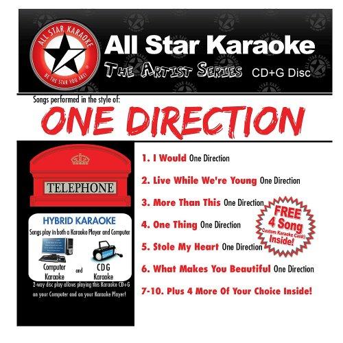 All Star Karaoke One Direction Volume 1 ()
