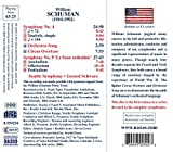 William Schuman: Symphonies, Nos. 4 & 9 / Orchestra Song / Circus Overture